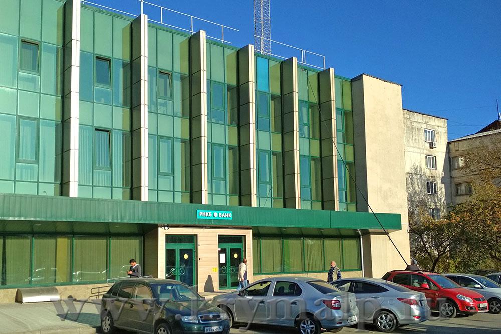 Мойка фасадов в Симферополе
